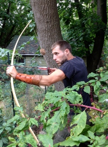 Matt Nisbett is a primitive skills practicioner and student of the renowned survival instructor Tom Brown, Jr..